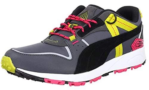 Puma Trinomic Trail Lo - Zapatillas deportivas para correr, color Negro, talla 44.5 EU