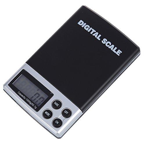 Dasing 0.1-1000g Elektronische weegschaal voor digitale balans