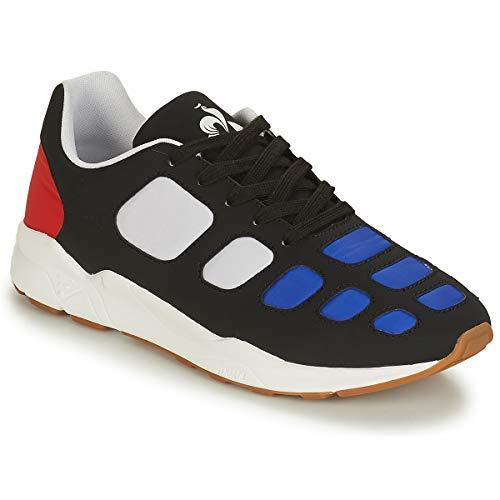 Le Coq Sportif Unisex-Erwachsene Zepp Sneaker, Schwarz (Black Black), 42 EU