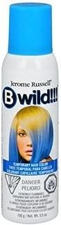 Jerome Russell B Wild Temp'ry Hair Color Spray - Blue 3.5oz