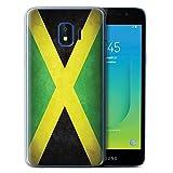 Stuff4 Phone Case for Samsung Galaxy J2 Core/J260 Nation