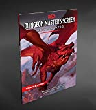 Dungeons & Dragons 5th RPG - Dungeon Master's DM Screen - Reincarnated (Fifth Edition) (Role Playing Game) with Dice Bag
