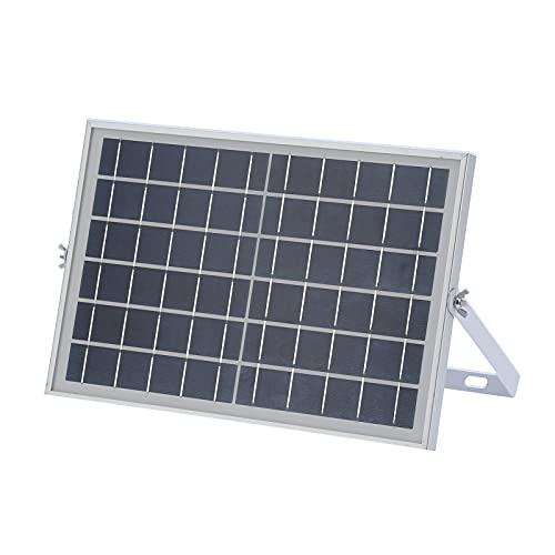 Panel solar, suministros de energía solar livianos y portátiles Panel solar de polisilicio para baterías recargables Iluminación del hogar y diversos equipos de bajo consumo