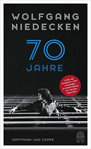 """Buchseite und Rezensionen zu '70 Jahre: """"Für 'ne Moment"""" und """"Zugabe"""" in einem Band' von Wolfgang Niedecken"""