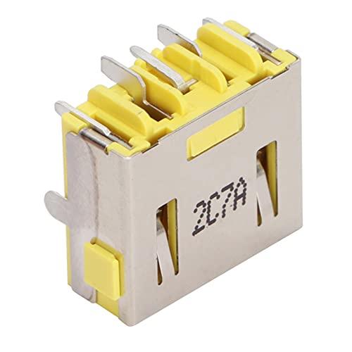 Cable de Carga de CC, Cabezal de Interfaz de alimentación Universal para IdeaPad Yoga 11 11S 13 Conector de alimentación DC Power Jack.