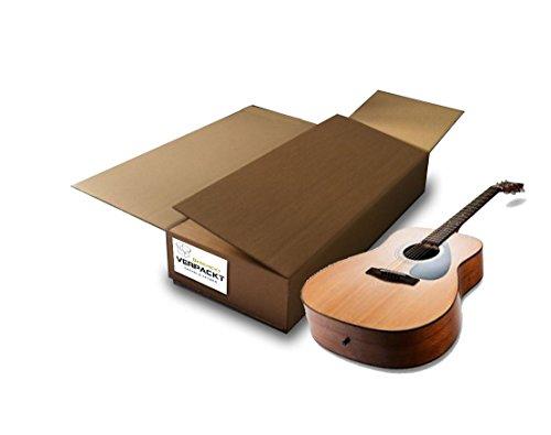 5 Stk. Gitarrenkartons 1189 x 489 x 205 mm extrastabil 2wellig 2.40 bc