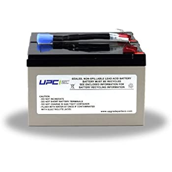 APC Smart-UPS 1000VA SUVS1000I Compatible Replacement Battery Pack by UPSBatteryCenter