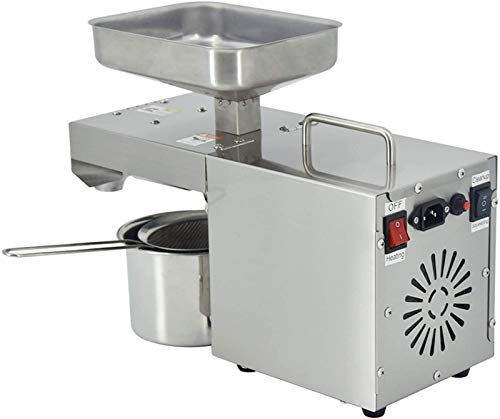 Mnjin Hot And Cold Oil Extractor,for Extracting Coconut Peanut Coco Olive Oil Factory Tool