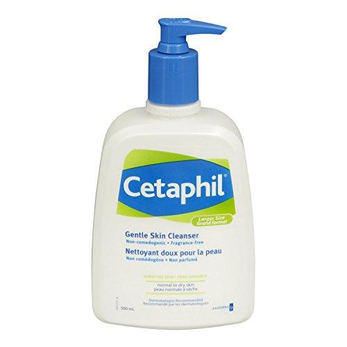Cetaphil Gentle Skin Cleanser 500ml. (Ehrlich Succeed)