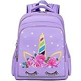 Girls Backpack for School Kids Backpack Preschool Kindergarten Elementary Bookbag...