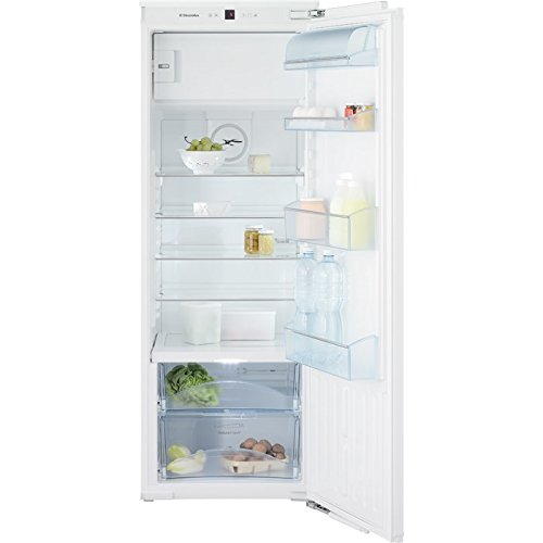 Electrolux IK257SZR Kühlbox mit integriertem 253L A++ Weiß - Kühlbox (integriert, weiß, rechts, Tocar, Glas, 253 l)