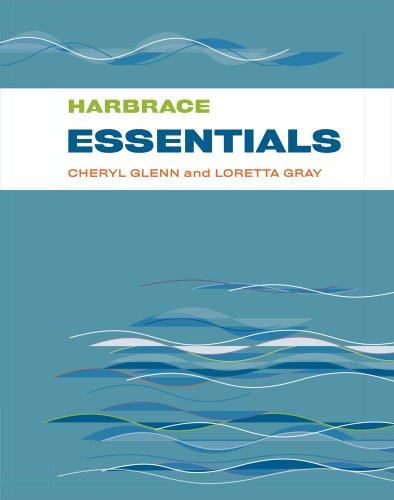 Bundle: Harbrace Essentials + Enhanced Insite Printed Access Card