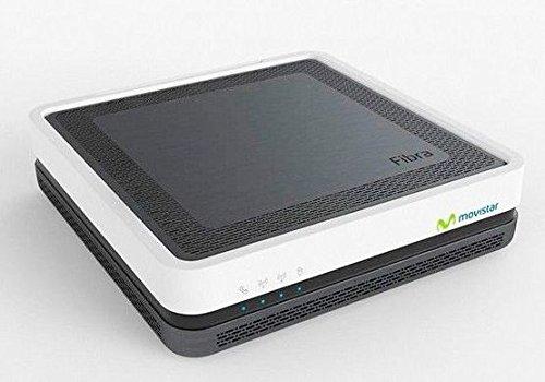 Movistar Fibra ÓPTICA Router WiFi+ONT+VIDEOBRIDGE-(HGU) 2,4 y 5...