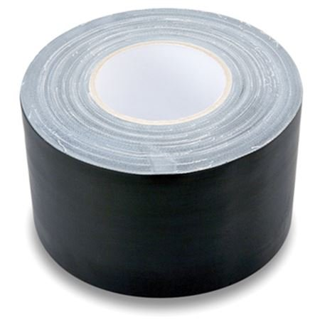 Hosa GFT447 Gaffers Tape 2 Zoll, schwarz 10,16 cm (4 Zoll) x 54,86 m (Bulkware) schwarz