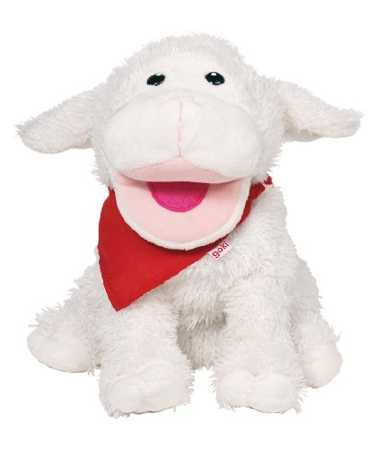 """Marionnette à main mouton """"Suse"""""""