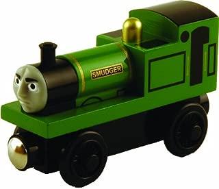 wooden railway smudger