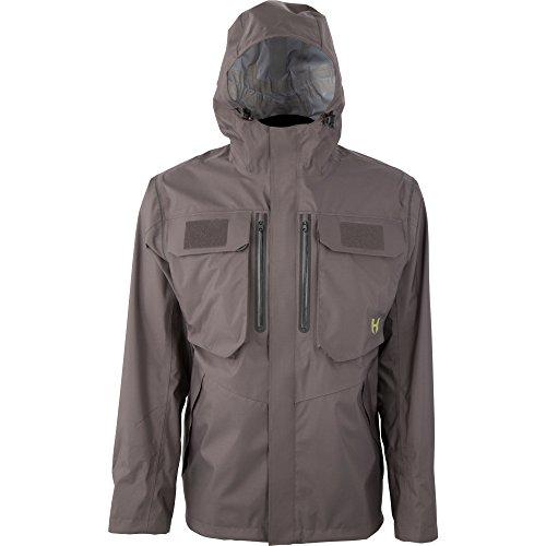 Hodgman® Aesis™ Shell Jacket, Charcoal/Black, Large
