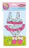 Heless 199–Bikini con badeschl äppchen, Flamingo, tamaño 28–35cm
