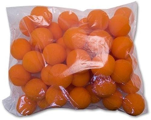 venta al por mayor barato Bolas Bolas Bolas Goshman super-soft 2'' (por 50) - naranjas  nuevo sádico