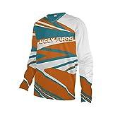 UGLY FROG Element Youth Jersey Factor Moto-Cross, BMX, Mountain Bike MTB Mountainbike MX Motocross Langarm MTB T-Shirt
