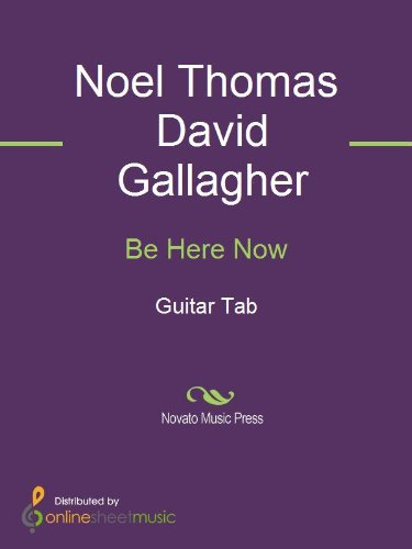 Be Here Now (English Edition)
