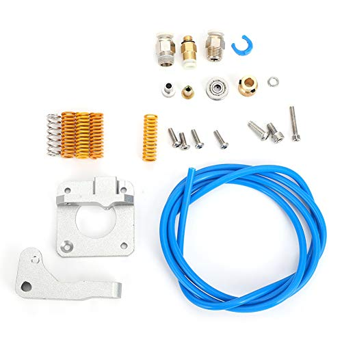 stronerliou CR‑10 Aluminum Extruder Kit Rectangular Pressure Spring Upgrade Set for 3D Printer