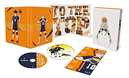 ハイキュー‼ TO THE TOP Vol.1 [Blu-ray]