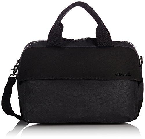 Calvin Klein Jeans Sporttasche Carl Laptop Bag Schwarz J5IJ500429
