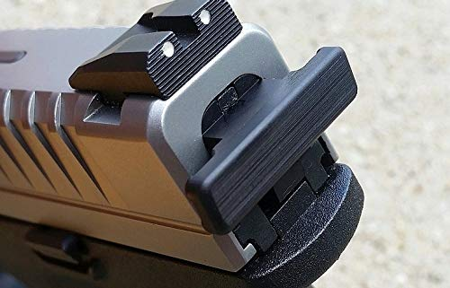 TacRack for Springfield XDS - Back Plate