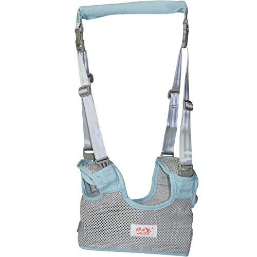 Taco - Arnés de aprendizaje de caminar para bebé, color azul