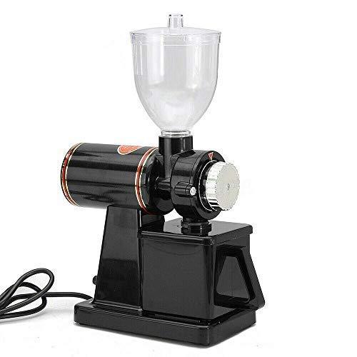 Molinillo de café eléctrico de 100W Molinillo de disco granos de café exprés Molinillo de café frutos secos especias cereales