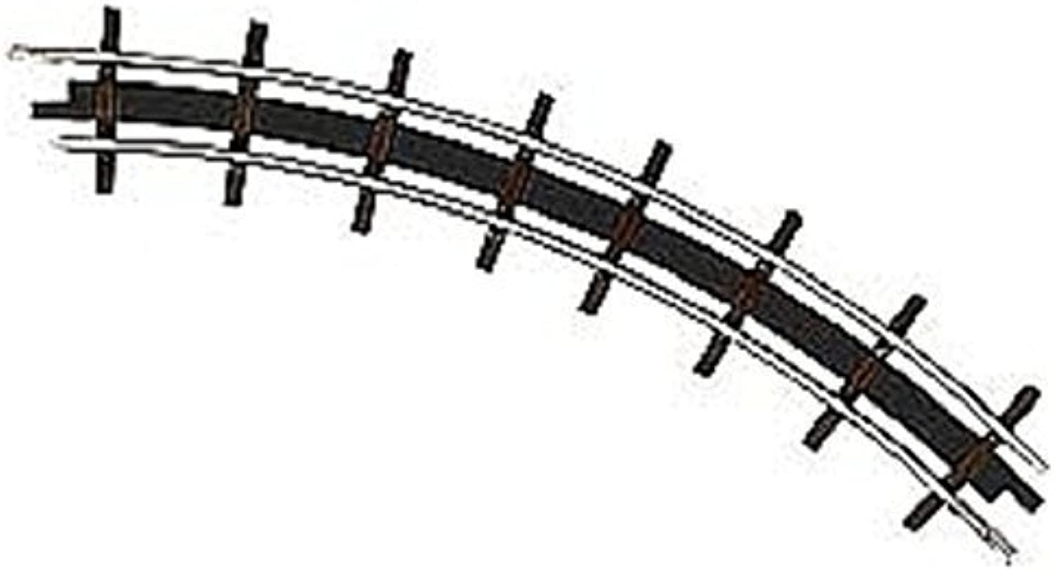 HOn2 Scale Crvd Track 115mm 45 2  by Busch