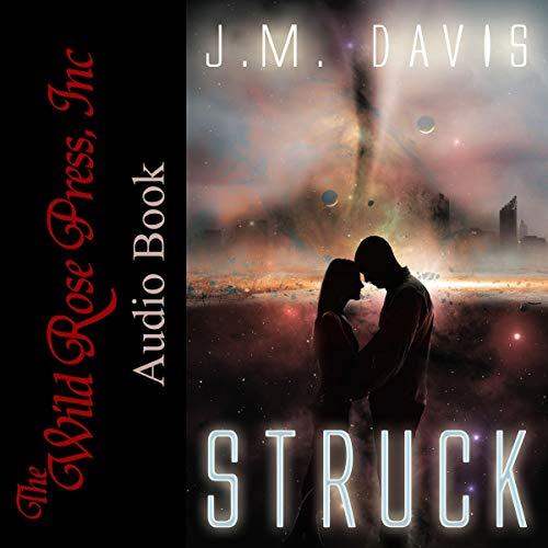 Struck audiobook cover art