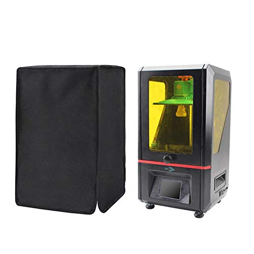 mooderf 3D Printer Cover Dust Cover Fireproof Flame Retardant For LD-002R / D7 / D8 Printer Housing Universal Printer Protection Blackout Cover Sound Insulation