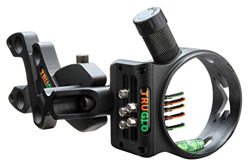 TRUGLO Storm Ultra-Lightweight Compact Bow Sight, 5-Pin