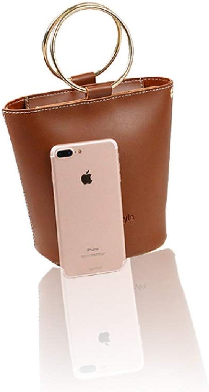 Uranus Hand Bags for Women Ring Handle Satchel Crossbody Satchel Handbags Shoulder Bag Tote Purse Messenger Bags Black
