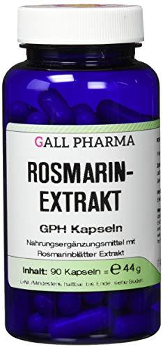 Gall Pharma Rosmarinextrakt GPH Kapseln, 90 Kapseln