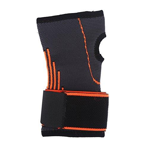 Handgelenkbandage, verstellbare Handgelenkschlaufe, wendbare Handgelenkbandage für Sport, Schutz, Sehnenscheidenentzündung, Schmerzlinderung, Karpaltunnelsyndrom, Arthritis/Verletzungen