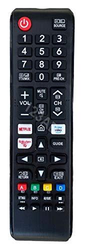 BELIFE® Ersatz Fernbedienung passend für Samsung GQ49Q70RGT | GQ49Q70RGTXZG | GQ50Q60T | GQ55Q60R | GQ55Q60RGTXZG