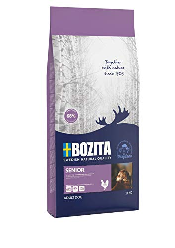 Bozita Senior Hundefutter - 11...