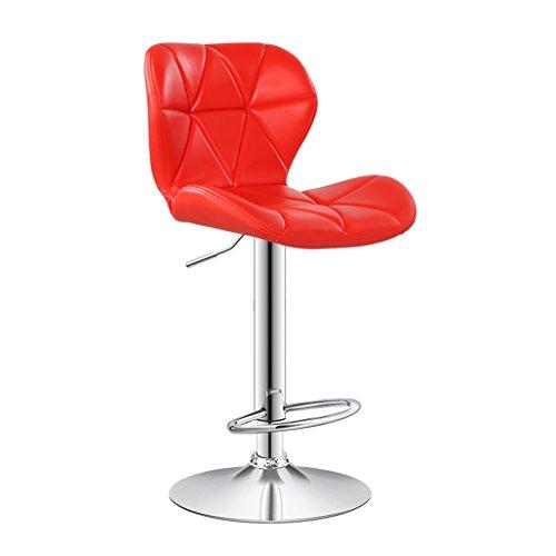 PLL Creatieve bar stoel lift stoel moderne eenvoudige recepten rugleuning bar stoel barkruk hoge kruk