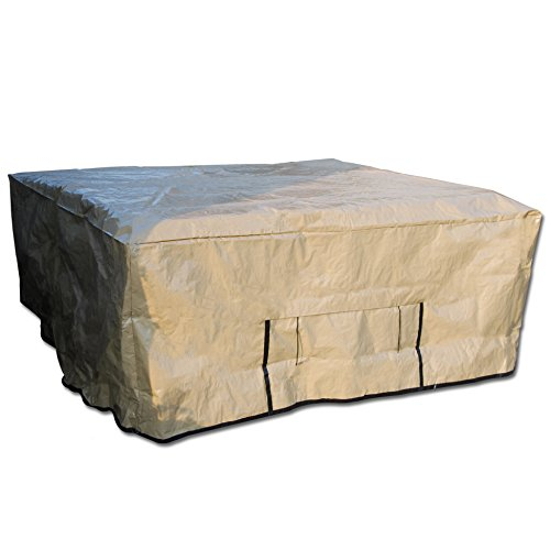 Hinspergers PROSC9292 Protecta Spa Outdoor Protective Spa Cover - 92 x 92 Inches