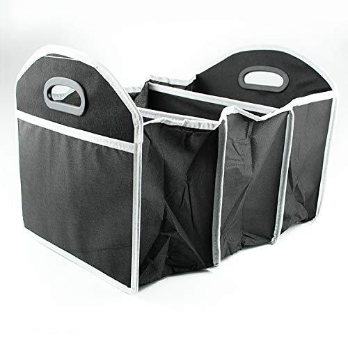 Auto Accessories Boîte de Rangement pour Voiture, boîte de Rangement pour boîte de Rangement pour Voiture, boîte de Rangement de Secours pour Voiture, boîte de Rangement multifonctionnelle Non tissée