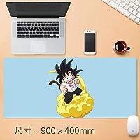 11Q Dragon Ball Z Super ドラゴンボール超 スーパー 龙珠 GT 大判マウスパッド パソコン 周辺機器 アニメ・キャラクター ゲーミング マウスパッド 巨大 適用 ファッション かわいい 萌え 90X40X0.3cm