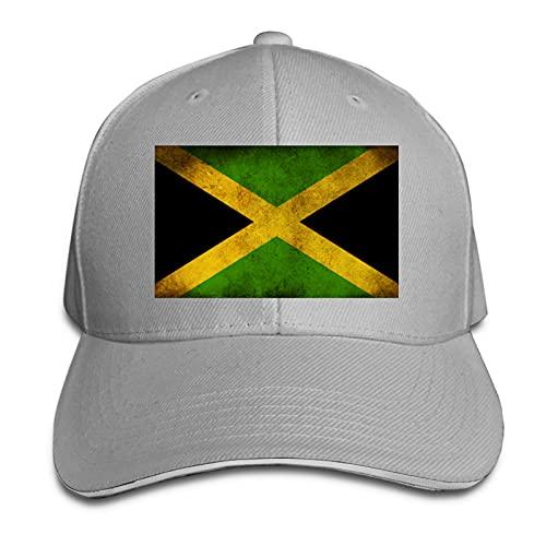 XCNGG Bandera de Jamaica 4 Gorras Ajustables Sandwich Hat Dad Hat para Hombres y Mujeres