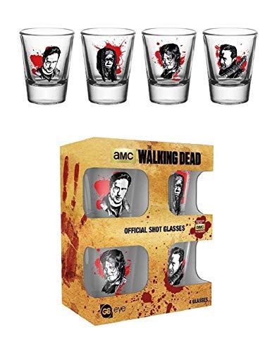 GB eye Ltd Set Bicchierini-The Walking Dead Characters