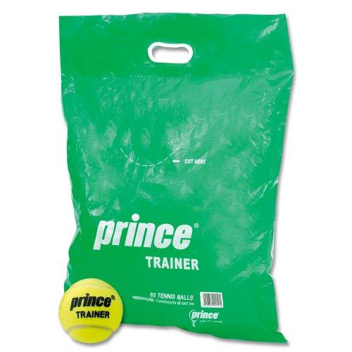 Bolsas de 60 Pelotas de Tenis Trainer Prince