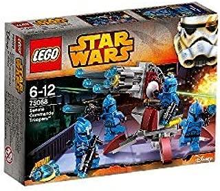 LEGO Star Wars Senate Commando Troopers Lego Star Wars Senate Commando Troopers 75088 parallel import goods