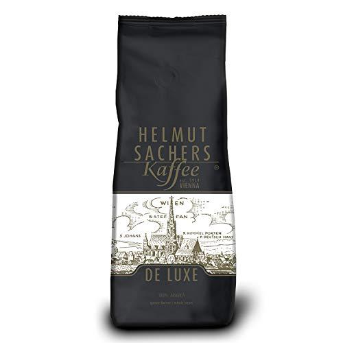 Helmut Sachers Kaffee De Luxe, ganze Bohne, 500 g