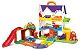 VTech Baby – Toot-Toot Friends – Busy Sounds Discovery Home – Kleine Entdeckerbande Spielhaus...